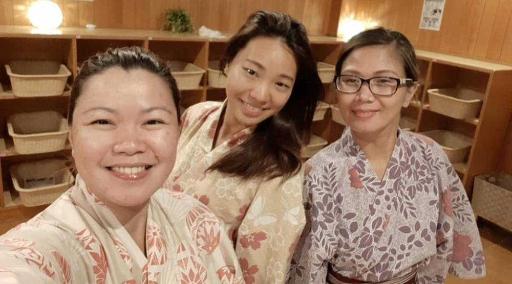 My First Onsen Experience in Japan