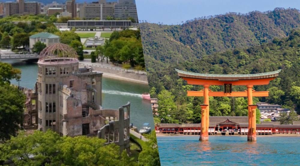 The City with Two World Heritage, Hiroshima Travel Guide from Osaka and Fukuoka - Part 1 -