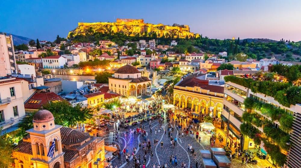 Travel Guide to Greece Ⅱ -The Capital of Greece, Athens-