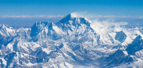 山脈 ヒマラヤ