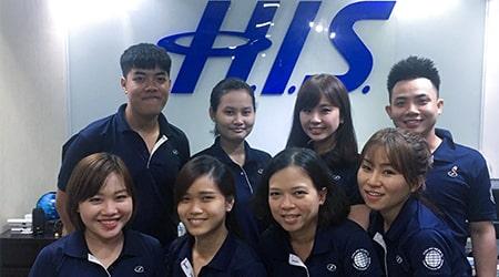 H.I.S.ホーチミン支店